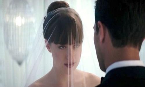 Παντρεύεται ο Mr Grey στη νέα ταινία «Fifty Shades of Grey»