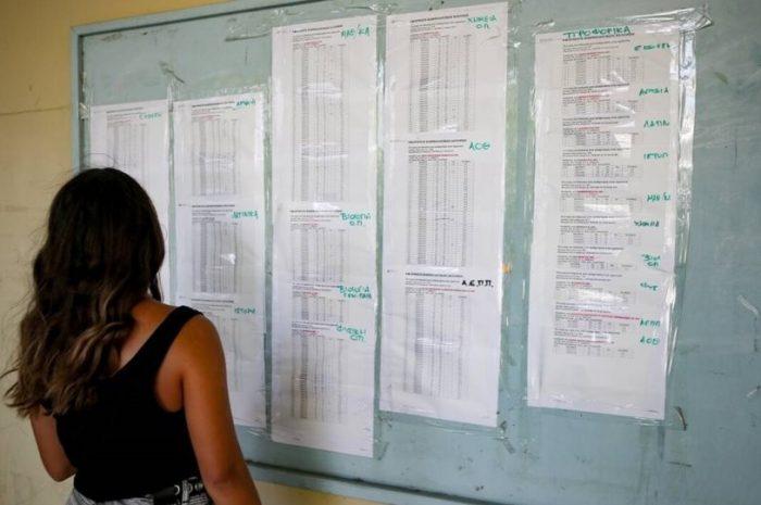 Ανακοινώθηκαν οι βάσεις εισαγωγής στα ΑΕΙ για το 2021